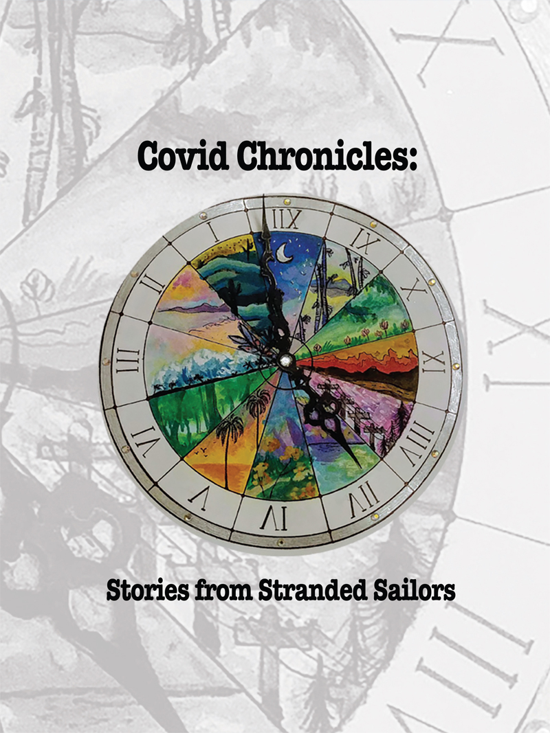 COVID CHRONICLES: Book