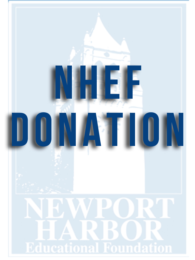 Donation to Newport Harbor Educational Foundation